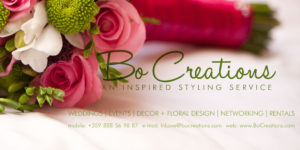 BoCreations FB head logo + services + contacts