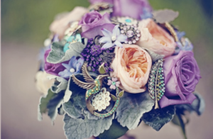 Flourish Brooch Bouquet